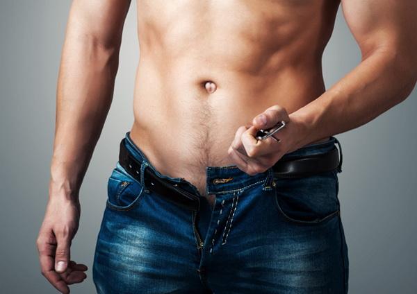 Волосатые сколько может длиться эрекция у среднестатистического мужчины удержался