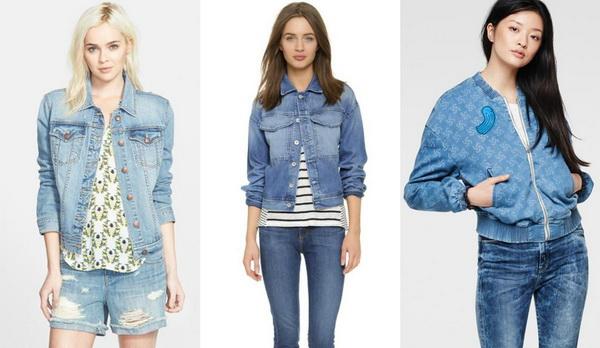 Купить Женскую Джинсовую Одежду