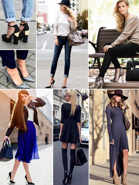 что одеть худым девушкам